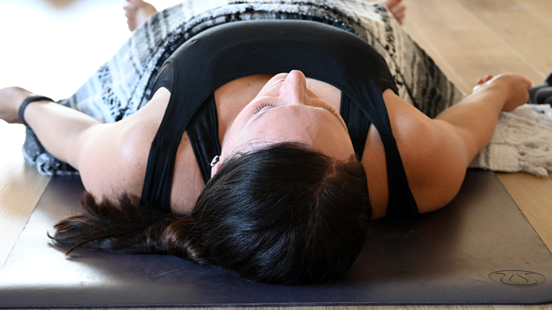 Meditation at The Yoga Booth Zanesville