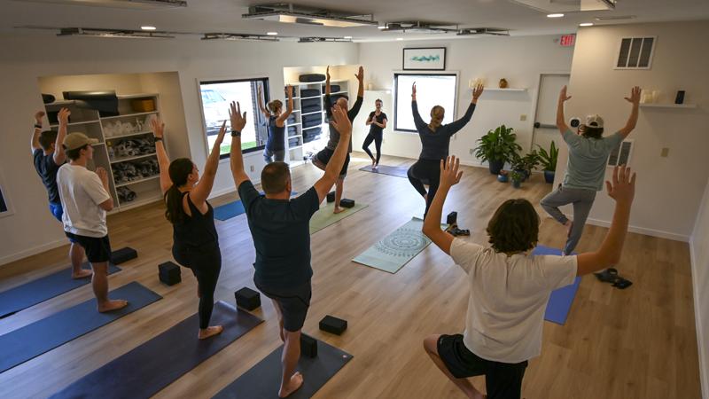 Studio The Yoga Booth